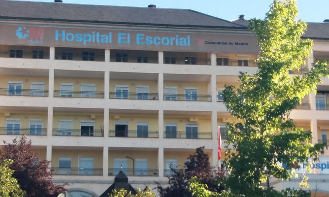 EL ESCORIAL. HOSPITAL. BORJARDIN.9